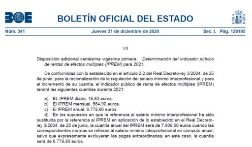Abogado de Oficio 2021